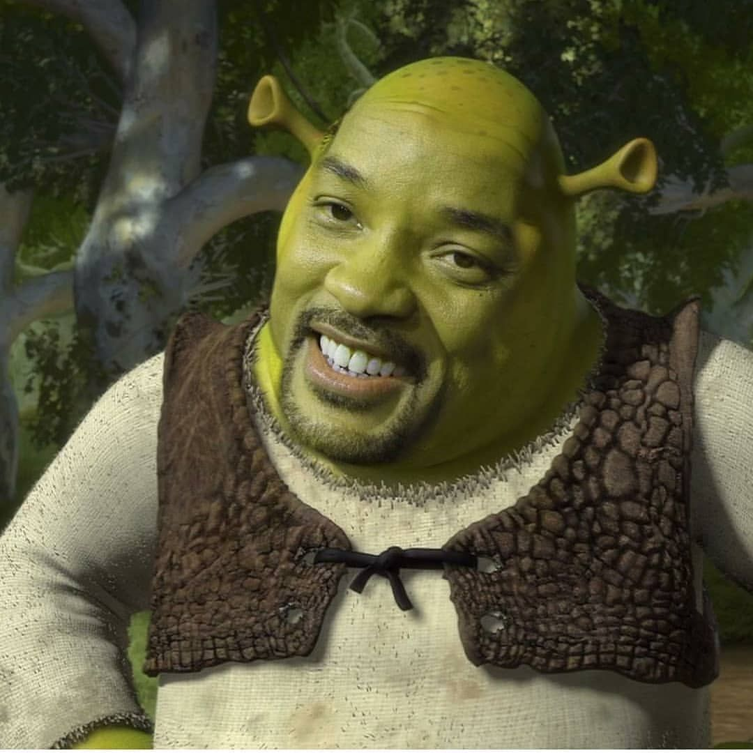 Who could ever forget the so loveable shrek. And oh, did I ...