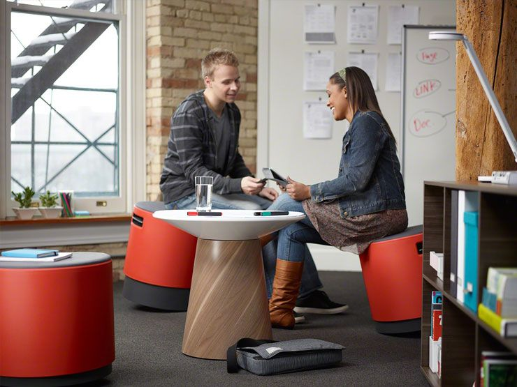 The Adjustable Height U0026 Design Of The Buoy Office Chair Provides A Modern  Office Seating Solution That Also Promotes Healthy, Active Sitting Postures.