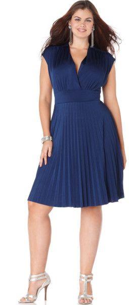 cutethickgirls.com navy blue plus size dresses (22 ...