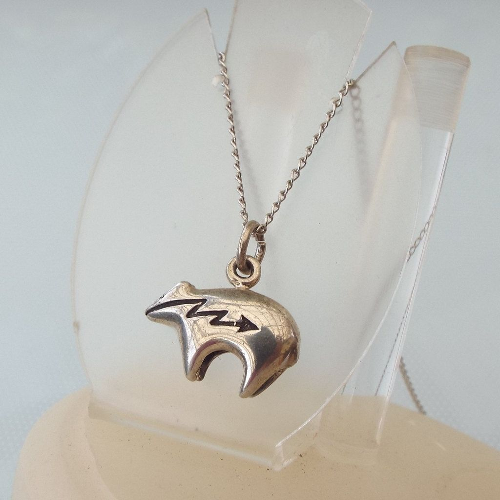 Silver fetish jewelry