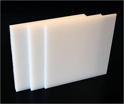 Smooth Polyethylene Sheets Hdpe Rigid High Density Polyethylene Plastic Container Crafts Natural Sheets Tap Plastics