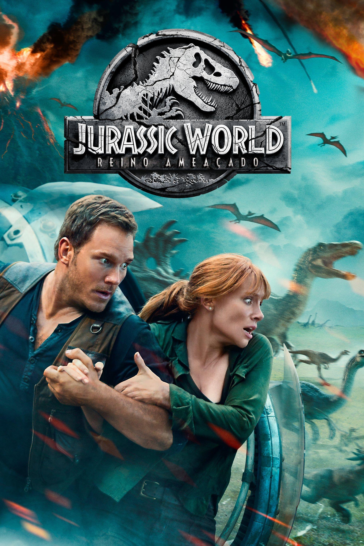 Assistir Jurassic World Reino Ameacado Dublado Online Gratis Hd 720p Quatro Anos Apos O Fechamento Jurassic World Bryce Dallas Howard Filmes E Series Online