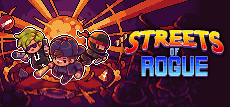 Streets of Rogue on Steam Rogue game, Gaming pc, Rogues
