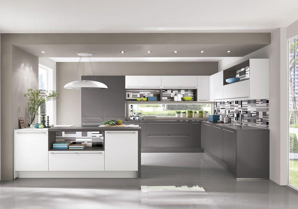 nobilia k chen nobilia produkte helle farben home style pinterest einbauk che. Black Bedroom Furniture Sets. Home Design Ideas