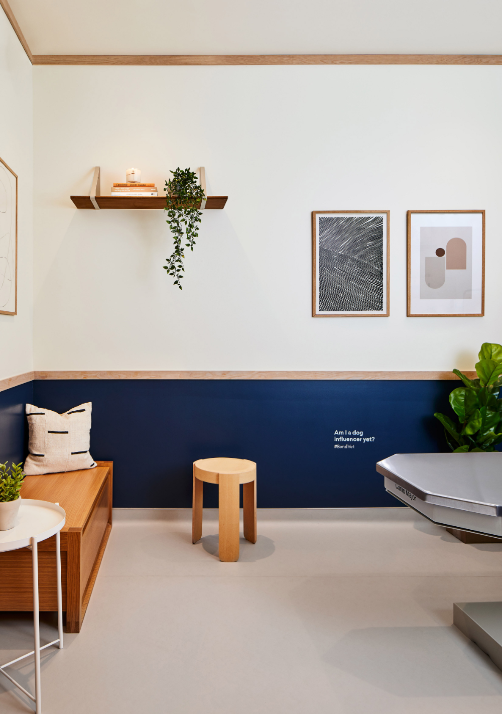 Islyn Studio creates soothing atmosphere in Brooklyn's