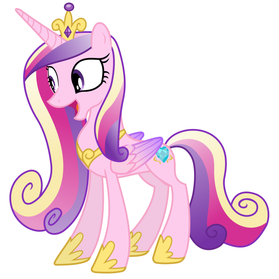 Pictures of princess cadence from my little pony my - My little pony cadence ...