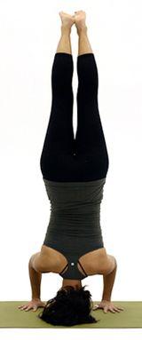 yoga headstand sirsasana  yoga poses yoga chair yoga