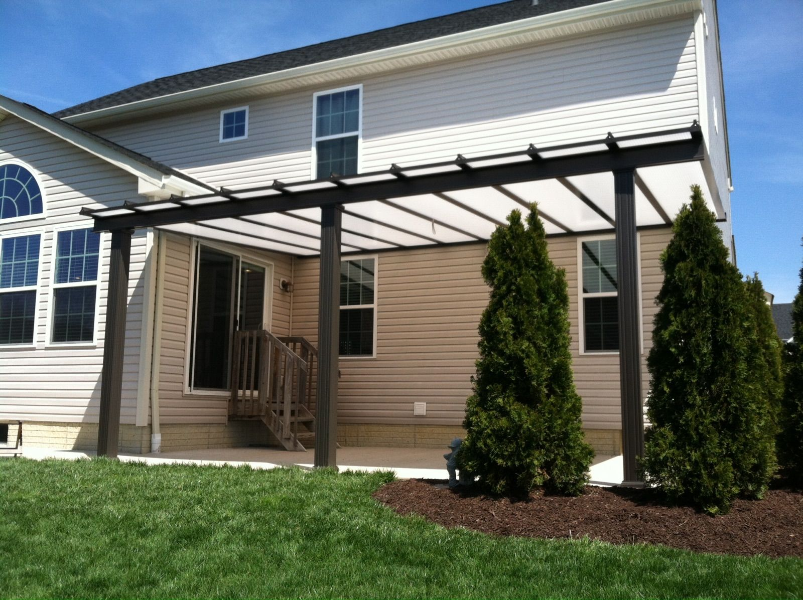 Patio Covers Outdoor Patio Covering Brightcovers Bright Covers Covered Patio Patio Covered Decks