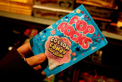Childhood memory | Pop rocks | Cotton candy