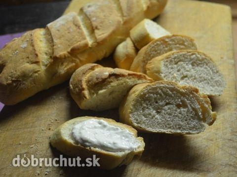 Fotorecept: Francúzske bagety - Po hľadaní a skúšaní desiatok receptom som objavila konečne ten pravý.