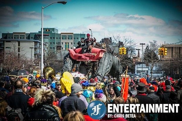 The legend of the Nain Rouge is that for about 300 years it has brought nothing but bad vibes to the city of Detroit and its residents.