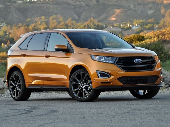 2015 Ford Edge Sport Front Quarter Right Photo Ford Edge Ford