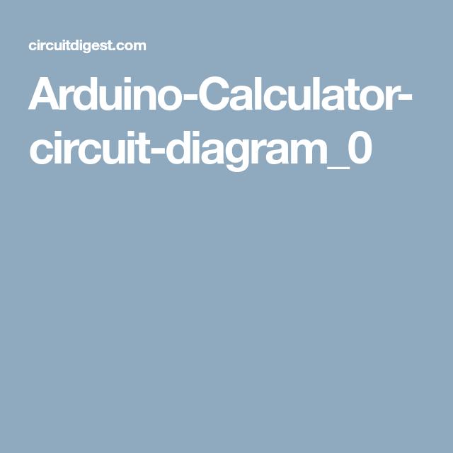 Arduino-Calculator-circuit-diagram_0 | Schéma
