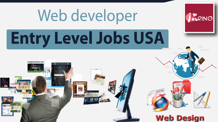 Find Your Next Entrylevel Webdeveloper Job Opportunities In Usa Opening On Jobrino There Are Over 1000 Entry Web Development Entry Level Jobs Entry Level