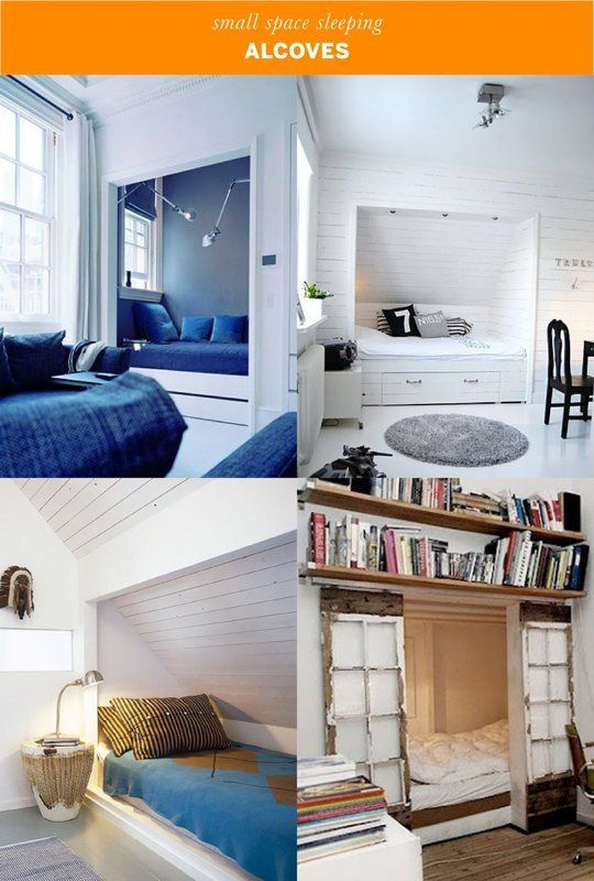 Small Space Sleeping Solutions Small Spaces Decorate Your Room