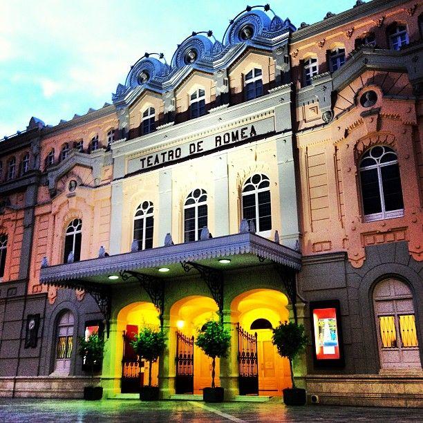 Teatro Romea in Murcia, Murcia