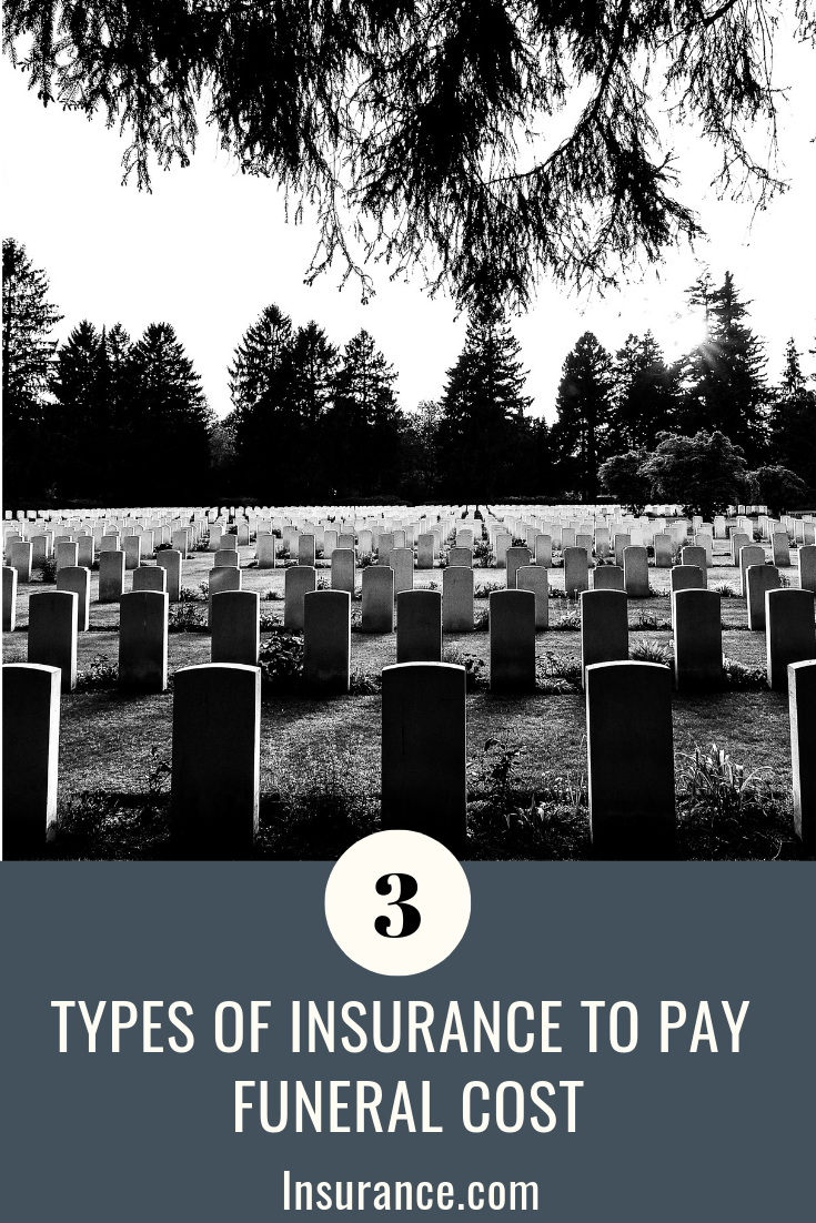 3 Types Of Insurance To Pay Funeral Cost Final Expense Insurance