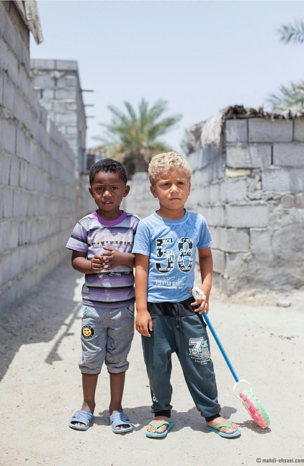 Afro-Iranian children in the Hormozgan province of Iran | African ...