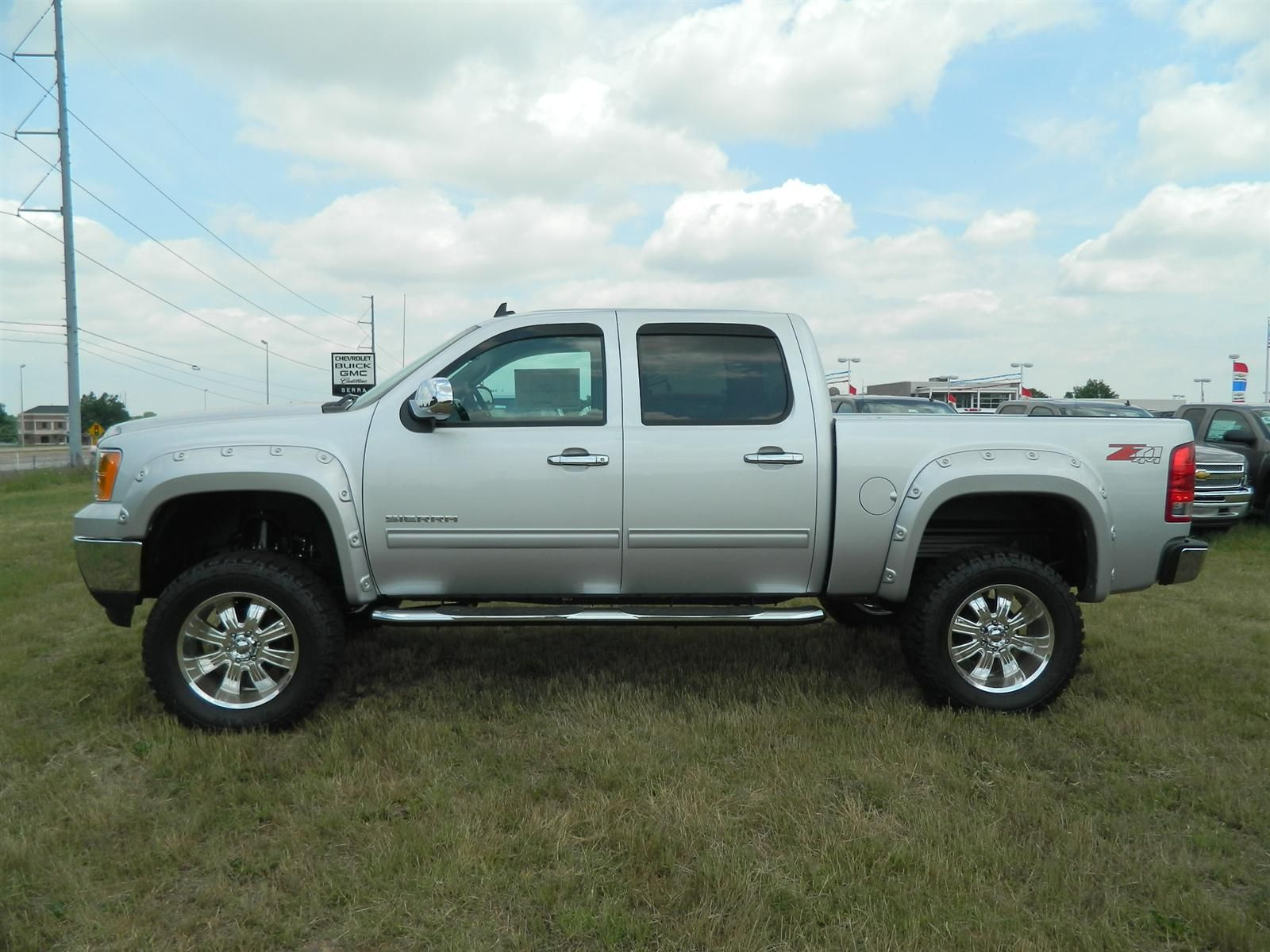 New 2012 Gmc Sierra 1500 Rocky Ridge Conversion For Sale In
