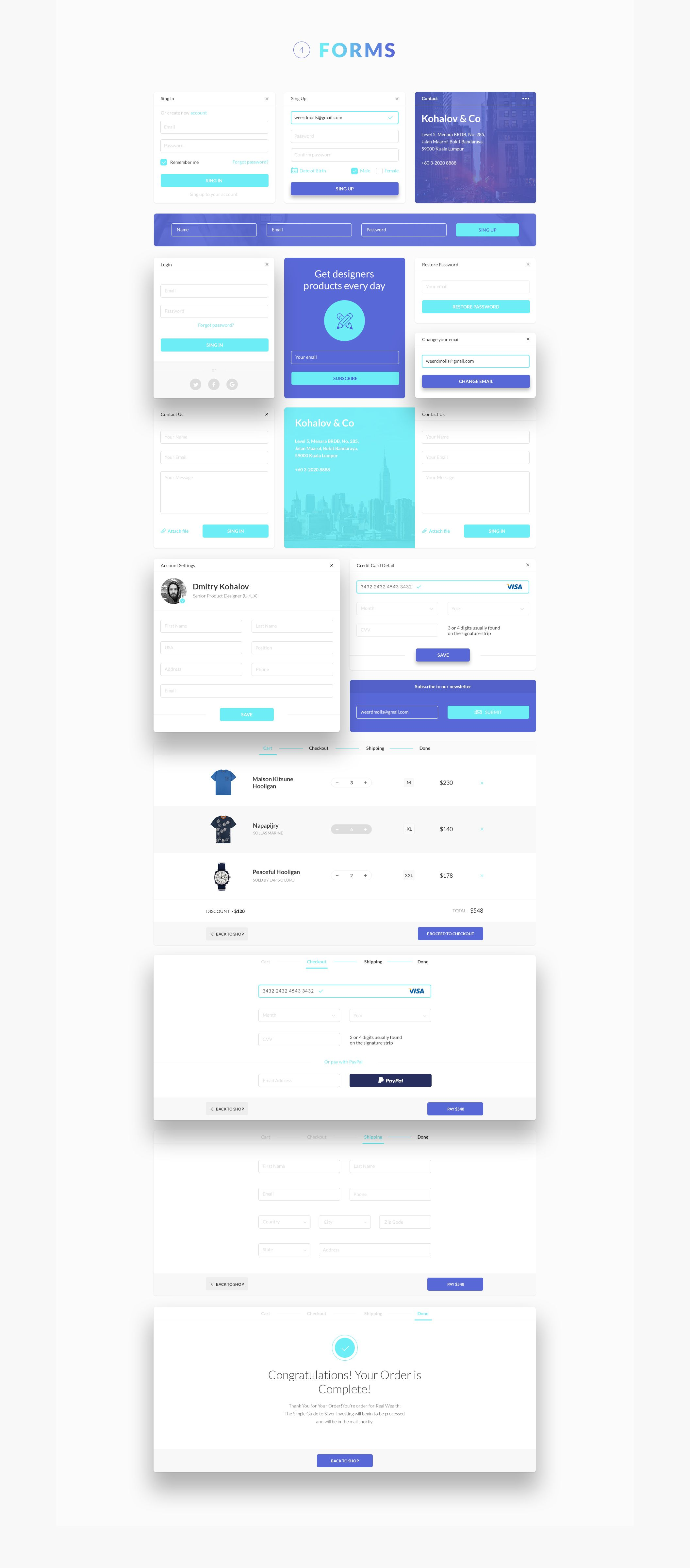by kohalov in Graphics Web Elements Patagonia UI is a ecommerce UI