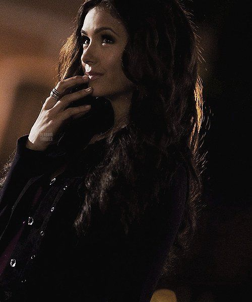 """""""I love you Stefan. We will be together again, I promise."""" <3 I have to say I'm a Steferine shipper...this was just so awesome. Nina as Katherine=total perfection."""