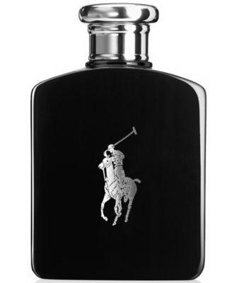 Ralph Lauren Polo Black Eau de Toilette Spray, 2.5 oz. | macys.com