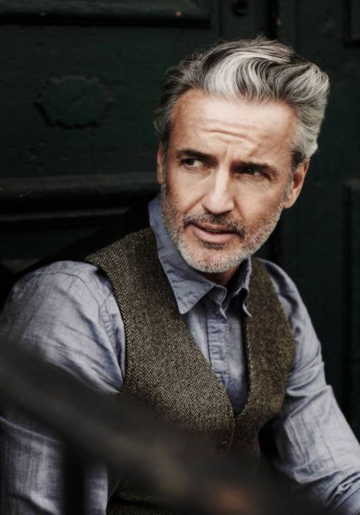 Mens hairstyles for over 50