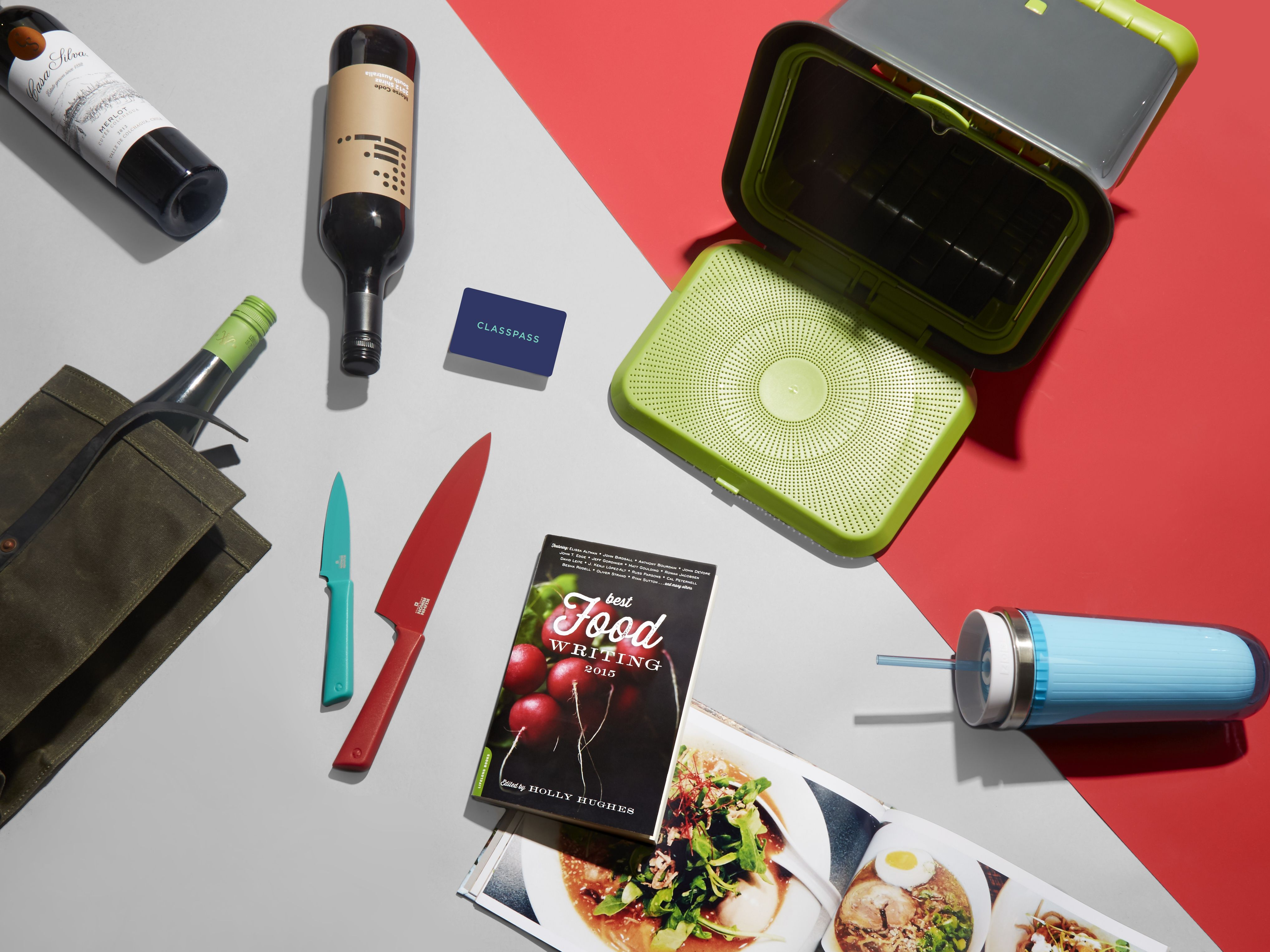 Holiday Giftaway 9 Gifts For The Foodie Classpass Holiday Gifts