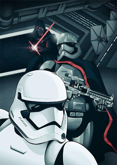 Cameronklewis Star Wars Star Wars Vii Star Wars Awesome