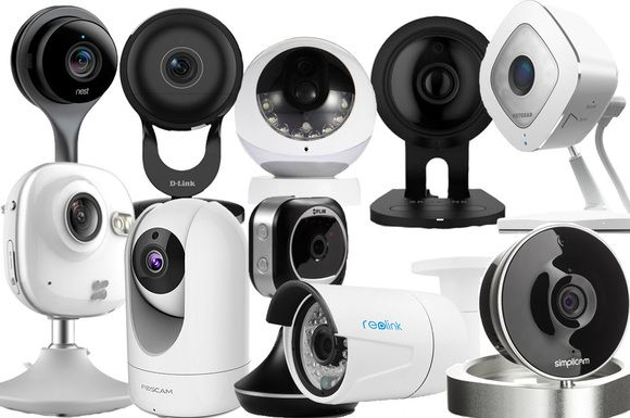Best Home Security Camera Systems - about camera