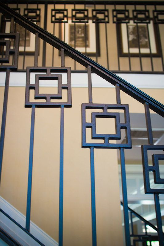 Modern Railing Design With Images Iron Stair Railing Wrought