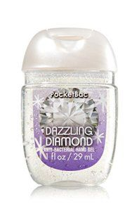 Bath Body Works Pocketbac Dazzling Diamond Gel Antibacterien