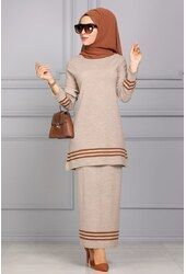 Photo of Hijab Combine Dress Combination Hijab Combine Istanbul Hijab Knitwear Mod