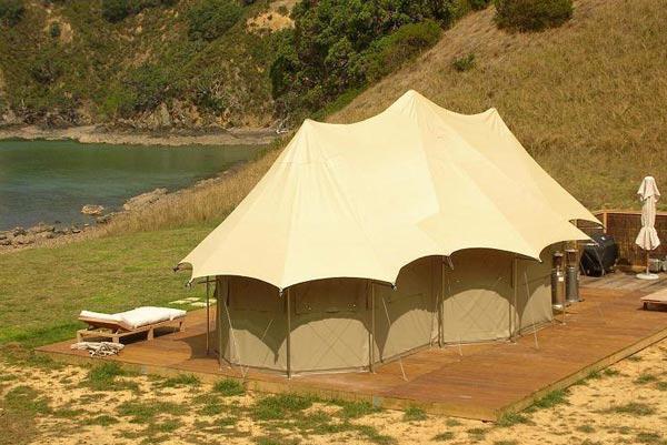 Luxury Tents for New Zealand - Bushtec Safari & Luxury Tents for New Zealand - Bushtec Safari | Glamp / Cabin ...