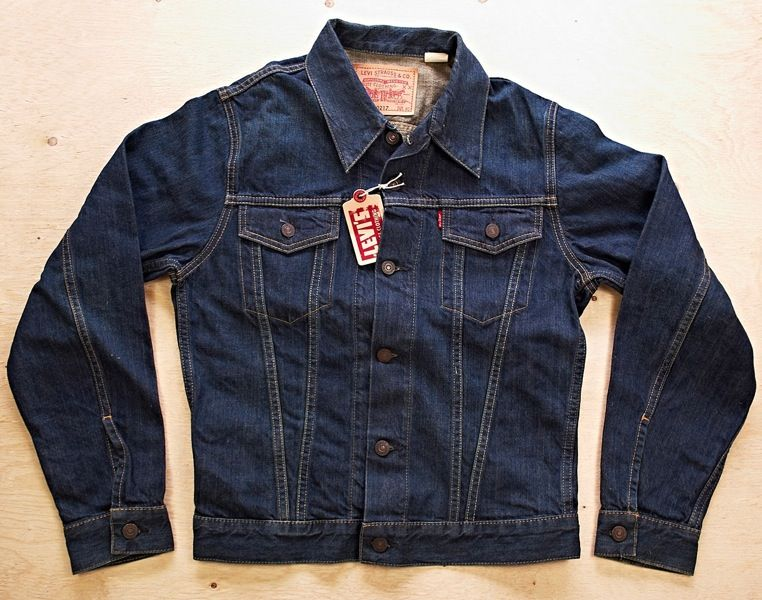 Levis jeans jacket india
