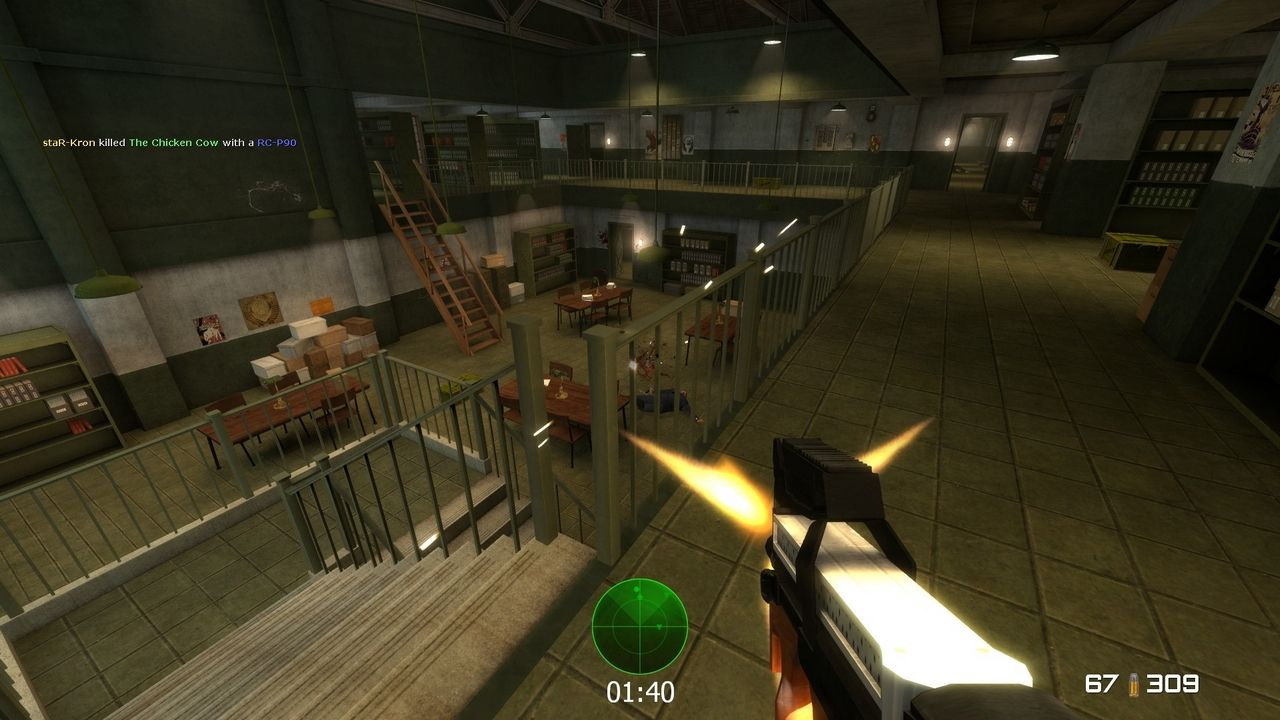 Goldeneye Source Is An Online Multiplayer Arena First Person