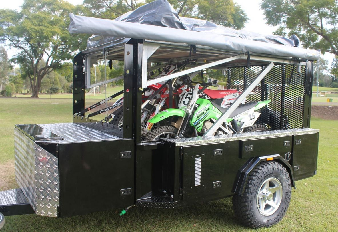 Pin by Michael on Overland of things Camping trailer diy