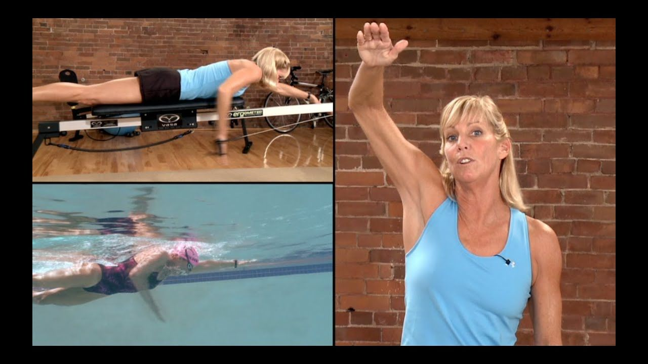 Faster freestyle swimming part 1 hand placement how to