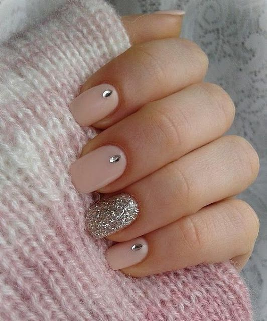 Cool endless madhouse prom nail art ideas by httpnail if you thinking nude is boring think again we rounded up 15 nude nail designs that will change the way you go nude forever prinsesfo Gallery