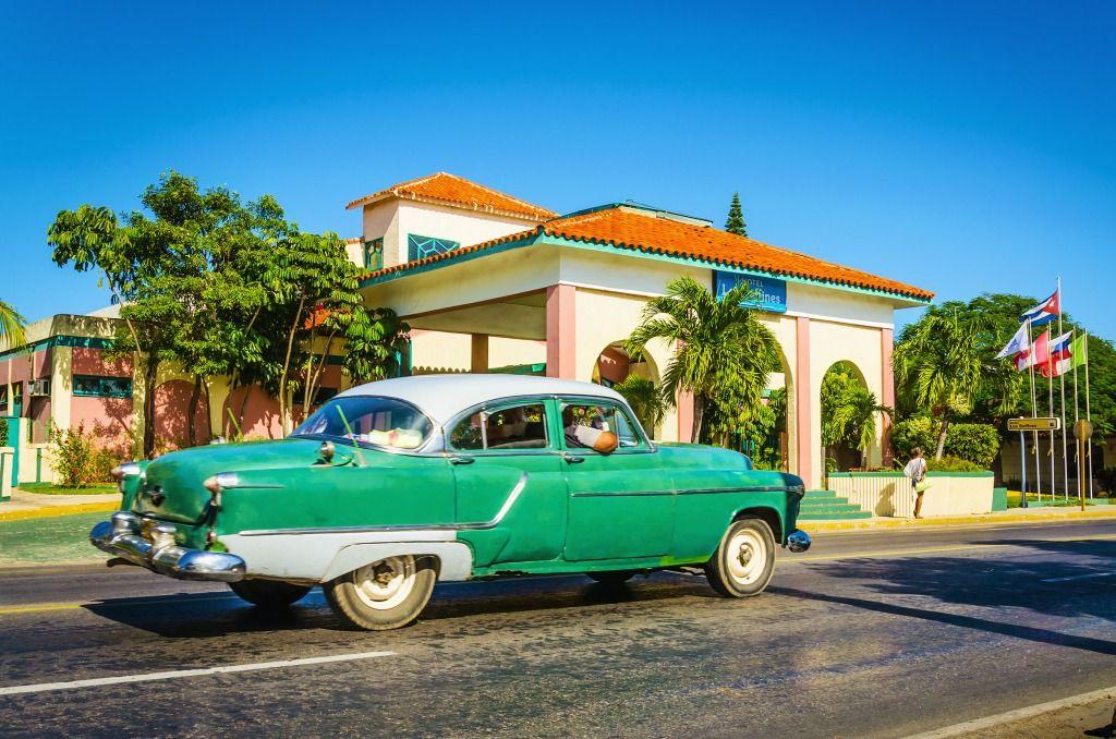 Varadero, Cuba puzzle in Cars & Bikes jigsaw puzzles on ...