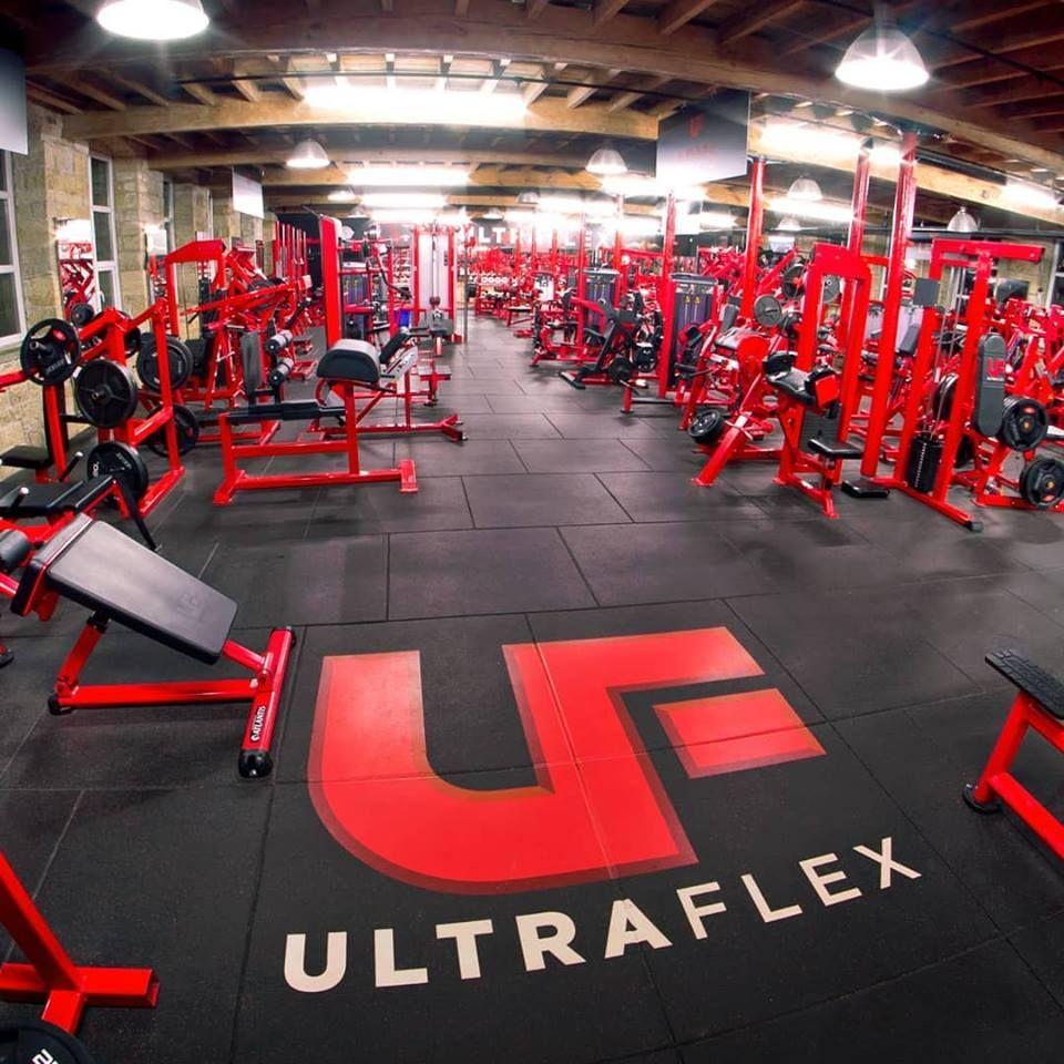 Neoflex Premium Gym Tiles At Ultraflex In Leeds Uk Floor Workouts Gym Design Gym