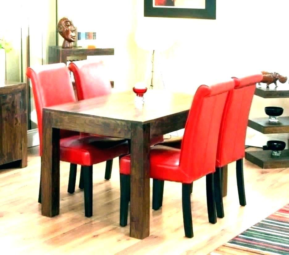 Red Dining Room Set Red Dining Room Dining Room Contemporary Dining Room Design