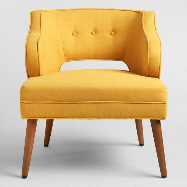French Yellow Tyley Chair V2 Ideas For Bedroom