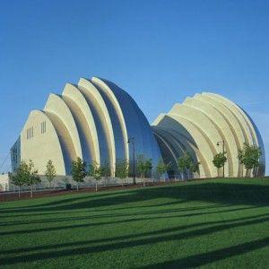 Kauffman Center By Safdie Architects Mimari Tasarim