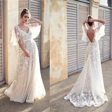 Photo of Lace Evening Gown Party Mini Dress