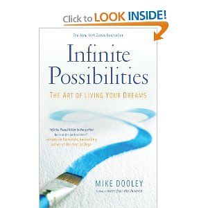 Mike Dooley is funny, readable, and profound...  Thoughts become things, choose the good ones....