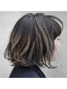 5つのボブのヘアスタイル 黒髪からはじまるグラデーションカラー
