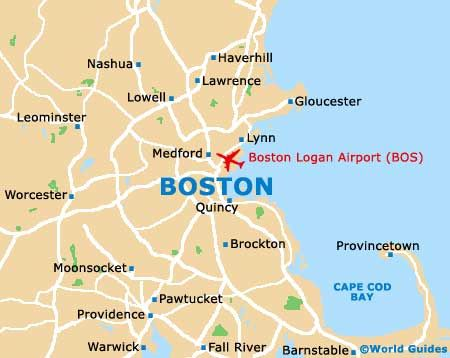Boston Landmarks And Monuments Boston Massachusetts Ma Usa
