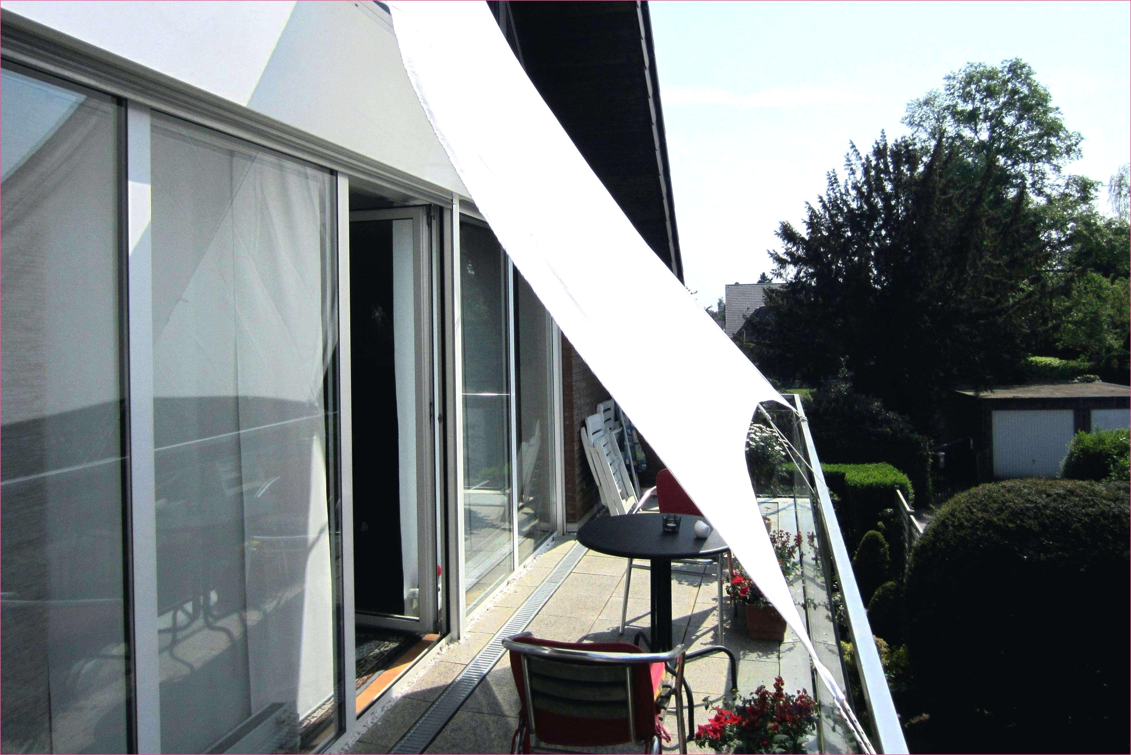 Balkon Sichtschutz Seitlich Ohne Bohren