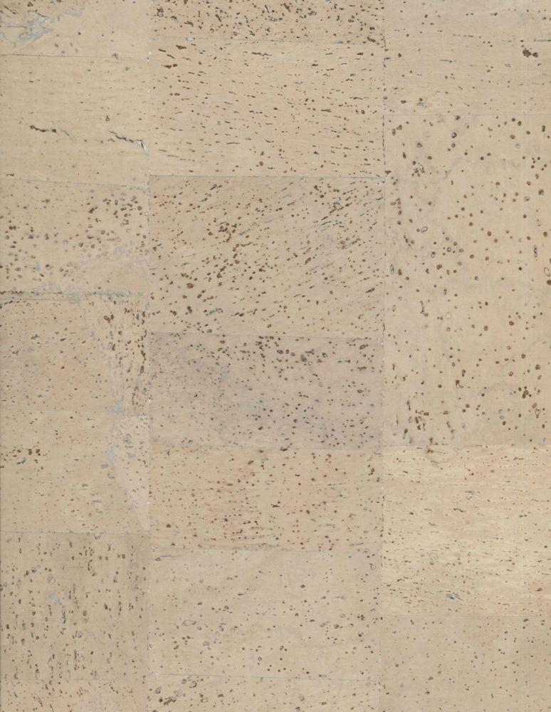 Stover Hardwood Marabella Natural Cork Flooring Only - Cork flooring closeout